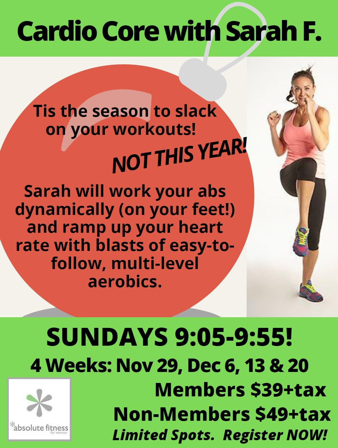 Deals & Specialty Programs - Absolute Fitness